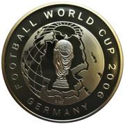 Token - 2006 FIFA World Cup (Westfalenstadion Dortmund) – reverse