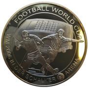 Token - 2006 FIFA World Cup (Schalker Arena) – obverse