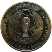 Token - 2006 FIFA World Cup (Schalker Arena) – reverse