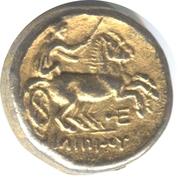 Token Collection BP - Le Trésor des Monnaies Antiques (№VI - Statere) -  obverse