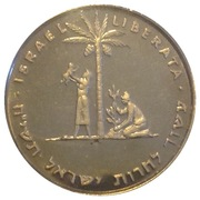 Medallion - Liberation – obverse