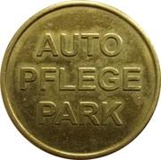 Car Wash Token - Auto Pflege Park Ergüven (Viersen) – reverse