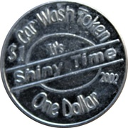 1 Dollar - Shiny Time (North York, Ontario) – obverse