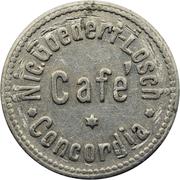 Token - Café Concordia (Luxembourg) – obverse