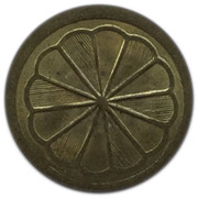 5 Pfennig (Spielgeld; Chrysanthemum) – reverse