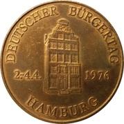 Medal - Hamburg (Deutscher Bürgertag) – obverse