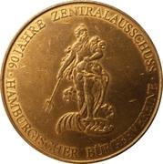 Medal - Hamburg (Deutscher Bürgertag) – reverse