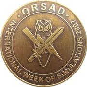 Token - Slovenska vojska (ORSAD) – obverse
