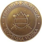 Token - Slovenska vojska (ORSAD) – reverse