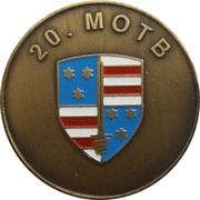 Token - Slovenska vojska (20. MOTB) – obverse