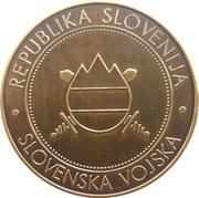 Token - Slovenska vojska (NATO Response Forces, Rotation 16) – reverse
