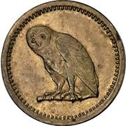 Spiel Marke (Owl) – obverse