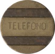 Telephone Token - ENTel (CM) – obverse