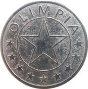 Amusement Token - Olimpia – obverse