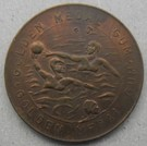 Golden Medal Gum (Water polo) – obverse