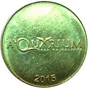 Token - Aquarium – obverse