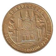 50 Kadodders - Sint-Katelijne-Waver – obverse