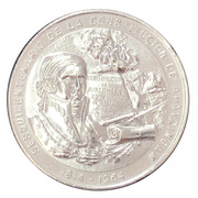 Medal - 150th Anniversary Constitution Apatzingan – obverse
