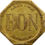 Token - Café Conrad (Boevange-sur-Attert) – reverse