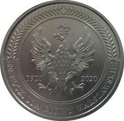 Medal - Battle of Warsaw 1920 – reverse