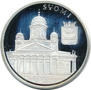 Token - Europe (Finland) – obverse