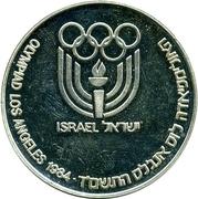 Token - Olympiad Los Angeles 1984 – obverse