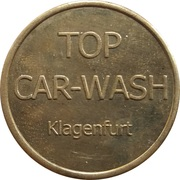 Car Wash Token - Top Carwash (Klagenfurt) – obverse