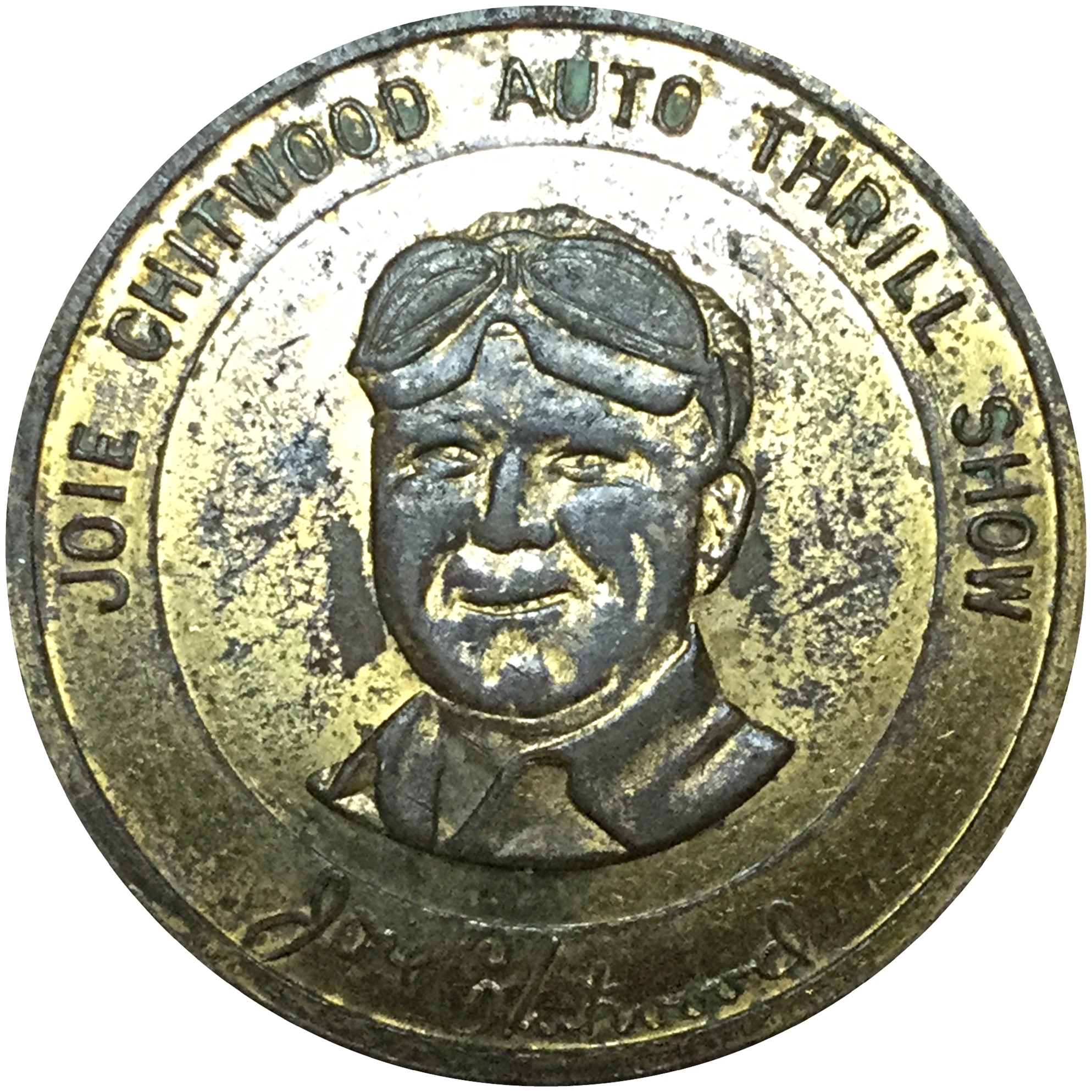 joie chitwood coin