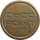 Token - Jack Point – obverse