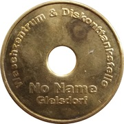 Car Wash Token - No name (Gleisdorf) – obverse