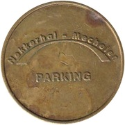 Parking Token - Nekkerhal (Mechelen) – obverse