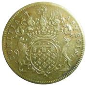 Token - Louis XV Etats d'Artois – reverse
