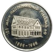 Token - Friedrich Wilhelm Raiffeisen – reverse