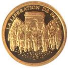 Token - L'histoire de France (La libération de Paris) – obverse