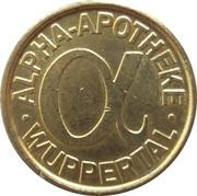 Alpha Taler - Alpha Apotheke (Wuppertal) – obverse