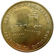 1 Euro - Perpignan – obverse