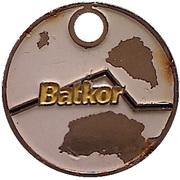 Shopping Cart Token - Batkor (1 Euro) – obverse