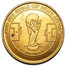 Token - 2010 FIFA World Cup South Africa – reverse