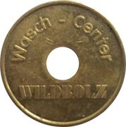 Car Wash Token - Wasch-Center Wildbolz (Fohnsdorf) – reverse