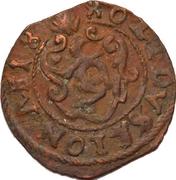 1 Solidus - Imitating Christina, 1632-1654 (Suceava counterfeit; type B2) – reverse
