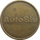 Car Wash Token - AutoBlu – obverse