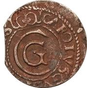 1 Solidus - Imitating Carl X Gustav, 1654-1660 (Suceava counterfeit; type 2) – obverse
