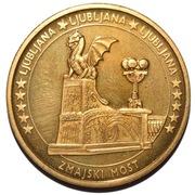 Token - Europe (Ljubljana) – obverse