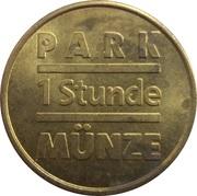 Parking Token - 1 Hour parking (Graz) – reverse