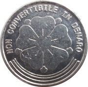 Token (No Cash Value) – obverse
