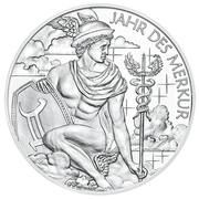Calendar Medal (2019) – obverse