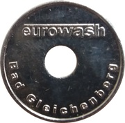Car Wash Token - Eurowash (Bad Gleichenberg) – reverse