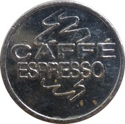 Token - Caffe Espresso – obverse