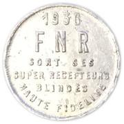 Token - FNR – reverse