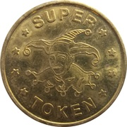Token - Super Token (27 mm) – reverse